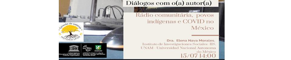 Diálogos com autor: Joana Das Flores Duarte