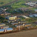 Imagem aérea da UFGD