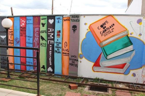 Prazo para inscrição na 2ª etapa do Festival de Graffiti da UFGD termina nesta sexta