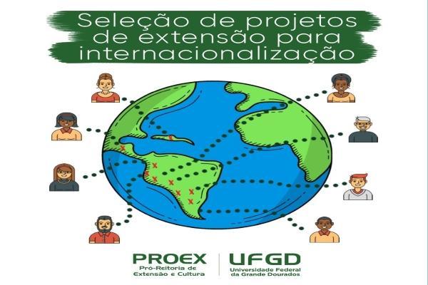 PROEX/UFGD lança edital de internacionalização