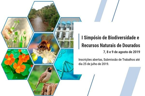 Simpósio de Biodiversidade e Recursos Naturais de Dourados abre inscrição para submissão de trabalho