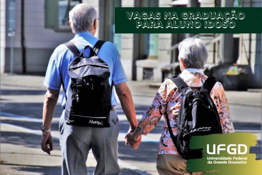 UFGD abre vaga para aluno idoso em 5 cursos de graduação