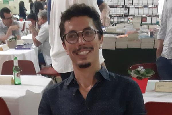 Professor Marcelo da Silveira