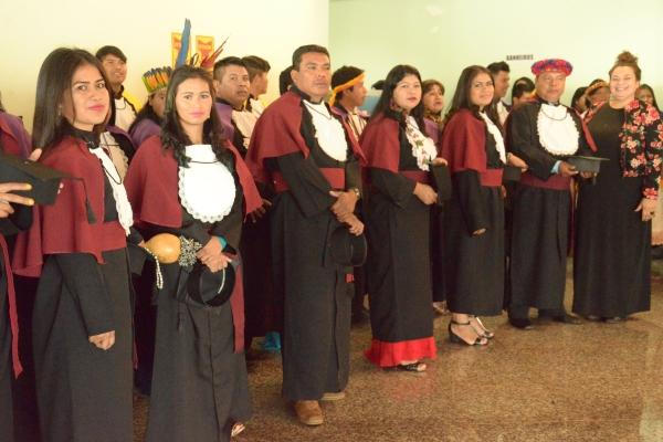 Curso de Licenciatura Intercultural Indígena Teko Arandu recebe nota máxima do MEC