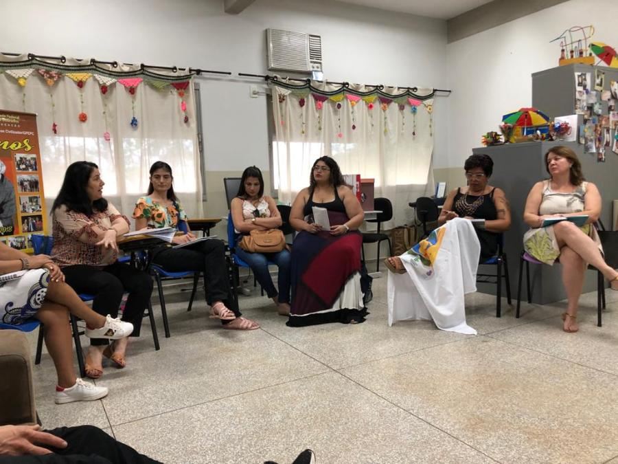 Reunião do GPEPC no dia 12 de dezembro de 2019