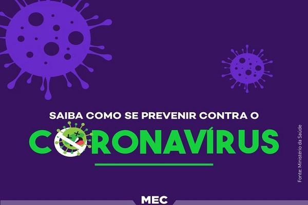 Atualizações sobre o novo Coronavírus