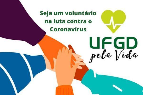 UFGD cadastra comunidade acadêmica para banco de voluntários contra covid-19