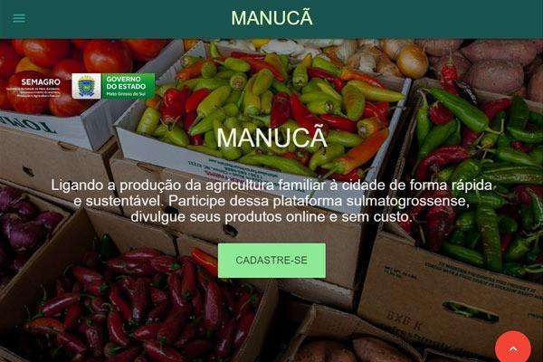 Estudantes da UFGD participam da criação de site que vai auxiliar agricultores familiares durante a pandemia