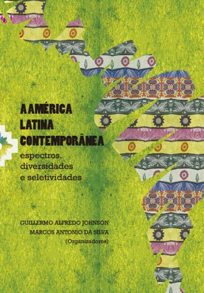 Capa América Latina Contemporânea