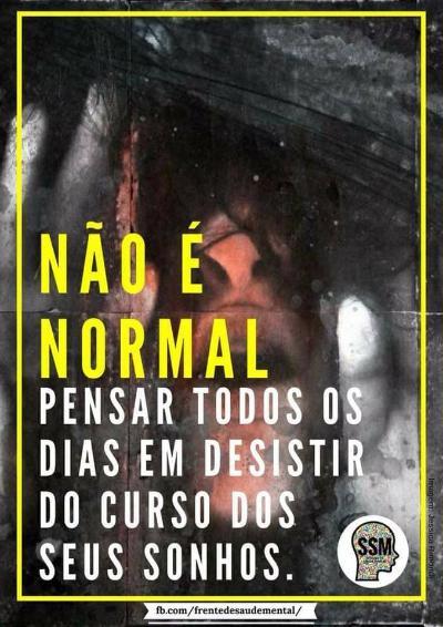 Não é Normal
