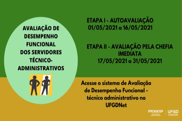Técnicos administrativos da UFGD têm até dia 16 para preencher Autoavaliação de Desempenho Funcional