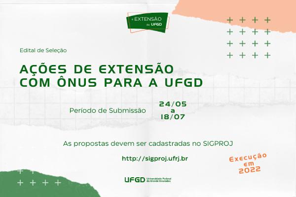 Ações de extensão na UFGD: prazo para envio de propostas vai até próximo domingo