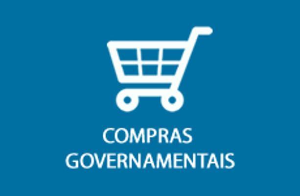 Clique aqui para acessar o Compras Governamentais