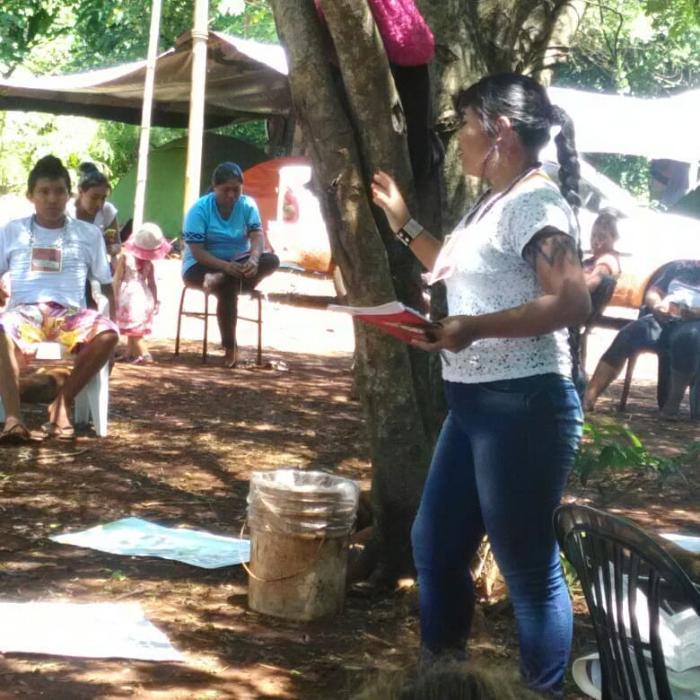 Participação no projeto Teko Joja