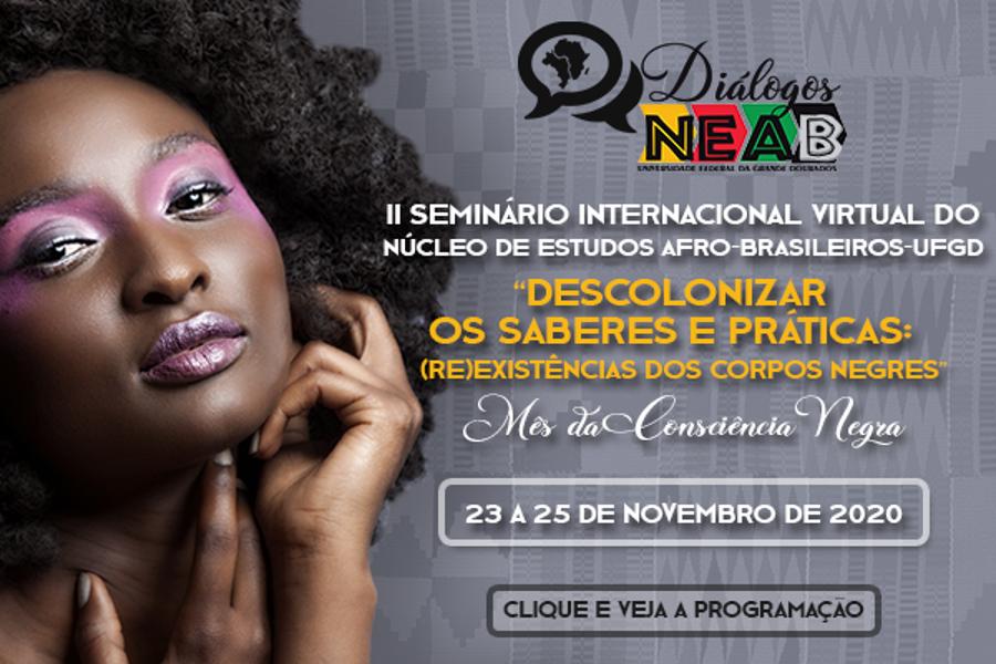II Seminário NEAB/UFGD